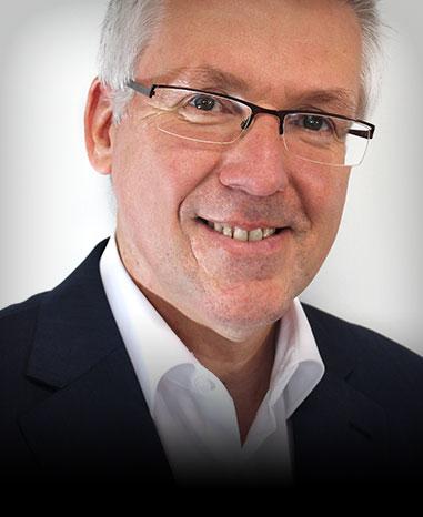 Geschäftsführer Dr. Andreas Steffen