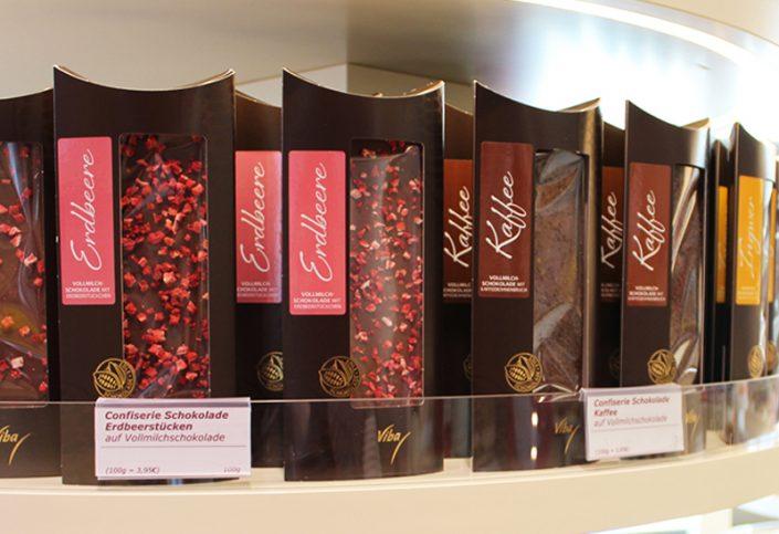 Viba Confiserie Schokoladen
