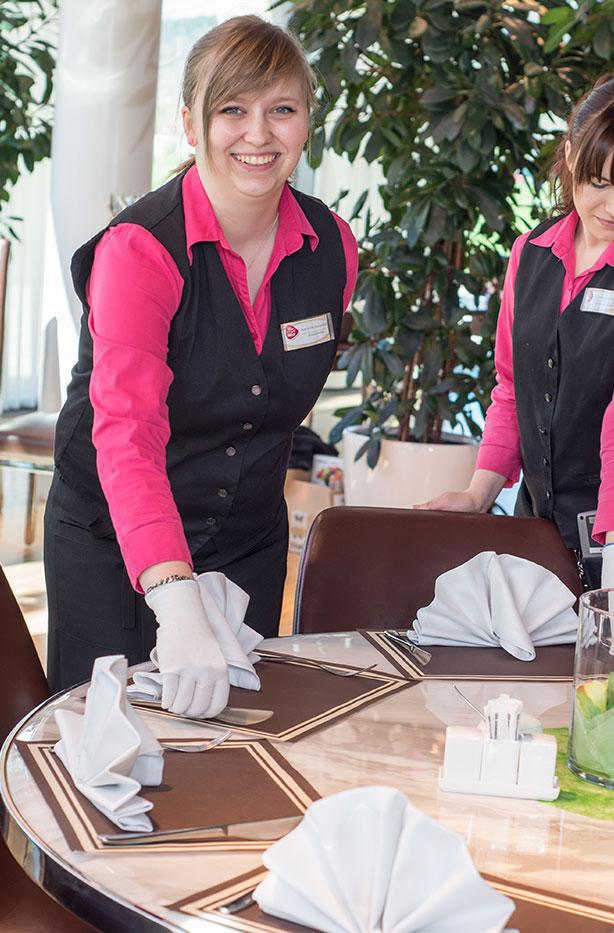 Stellenanzeige Restaurantfachkraft (m/w/d)