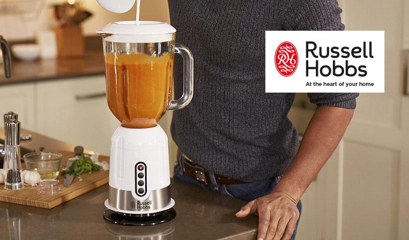 10x Russell Hobbs Mixer gewinnen