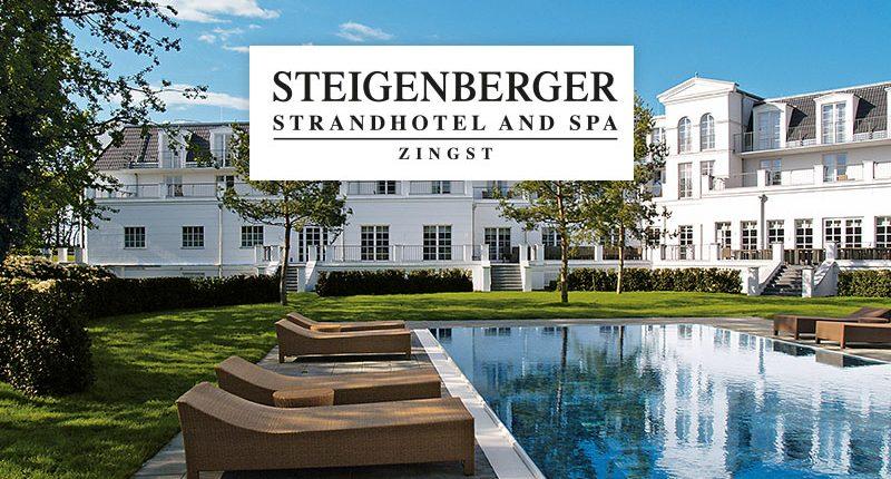 Wellness-Reise von Steigenberger - Hotel Zingst