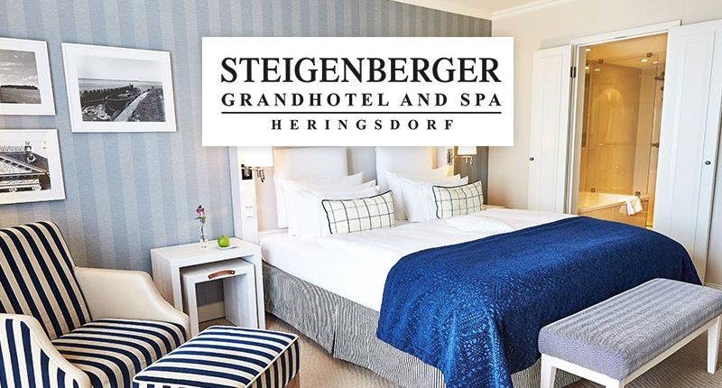 Wellness-Reise von Steigenberger - Hotelzimmer Heringsdorf