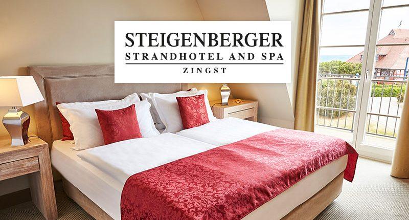 Wellness-Reise von Steigenberger - Hotelzimmer Zingst