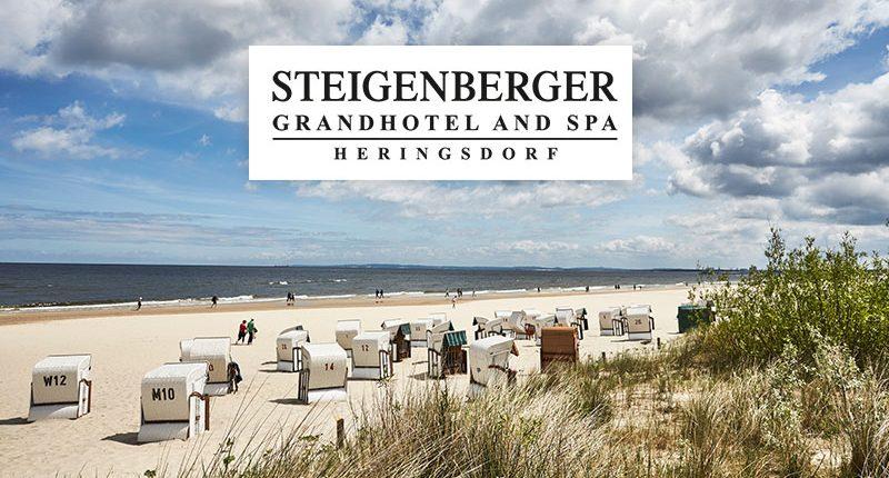 Wellness-Reise von Steigenberger - Strand Heringsdorf