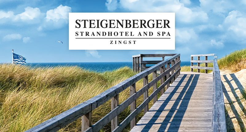 Wellness-Reise von Steigenberger - Strand Zingst