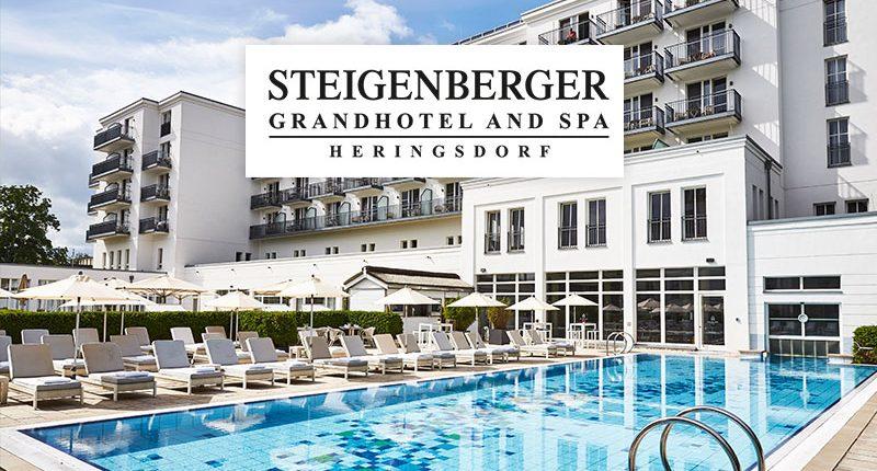 Wellness-Reise von Steigenberger - Pool Heringsdorf