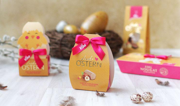 Viba kleiner Gruß Ostern Ei