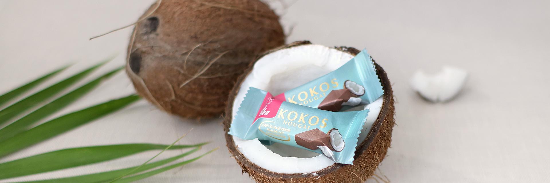 Gewinnspiel Kühlschrank mit Kokos-Nougat