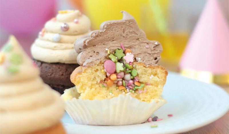 Viba_Nougat_Pinata_Cupcakes