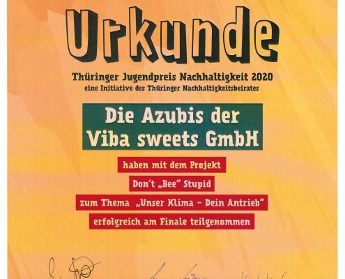 Auszeichnung_Azubiprojekt