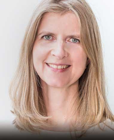 Geschäftsführung Corinna Wartenberg